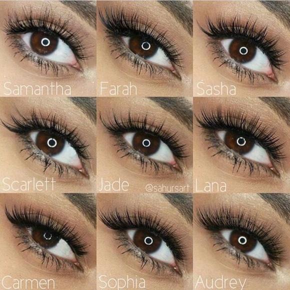 1d2a5db59ae HUDA BEAUTY Makeup | Eyelashes 11 Sophia | Poshmark